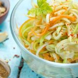 carrot-and-zucchini-noodle-salad
