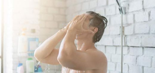 DIY Men's Body Wash With Essential Oils