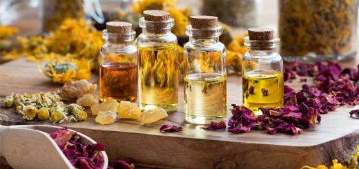 various-essential-oils