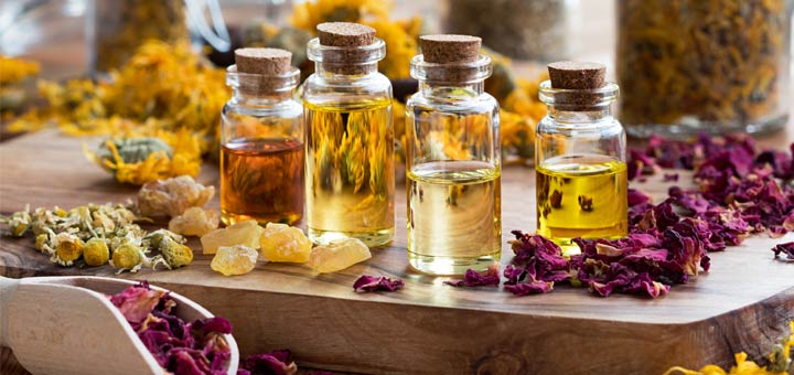 The Best Essential Oils For Pain Relief