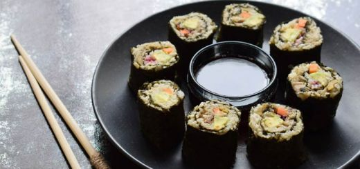 vegan-tuna-cauliflower-sushi