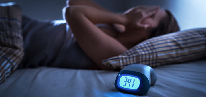5 Tricks To Help When You Can't Fall Asleep