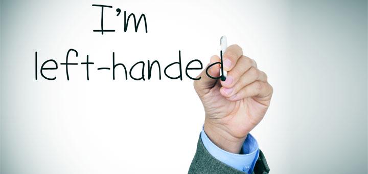 Nobody Gets Left Behind On International Left-Handers Day