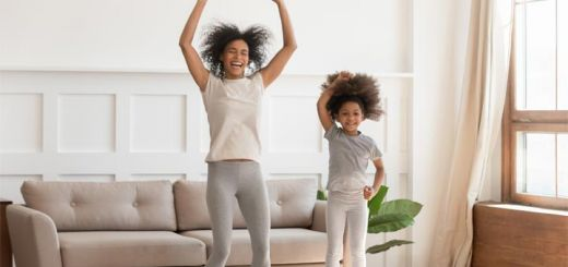 Make Fitness A Family Affair For Family Health & Fitness Day