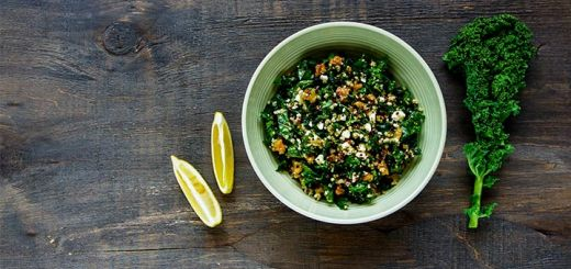 kale-quinoa-black-bean-salad