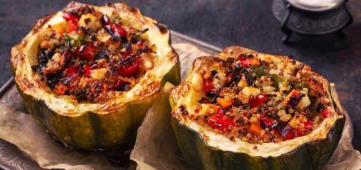 acorn-squash-stuffed