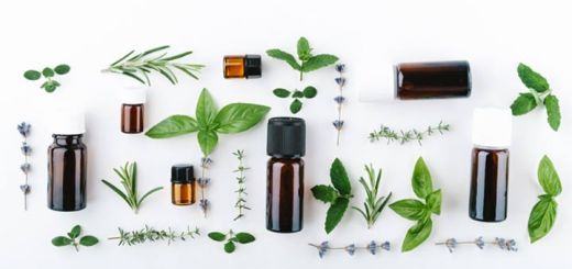essential-oils-white-background