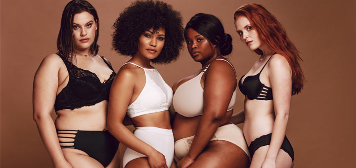 plus-size-women-group