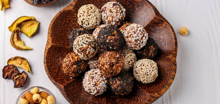 5 Protein Packed Energy Ball Recipes