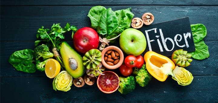 Eat More Fiber For A Healthier Gut