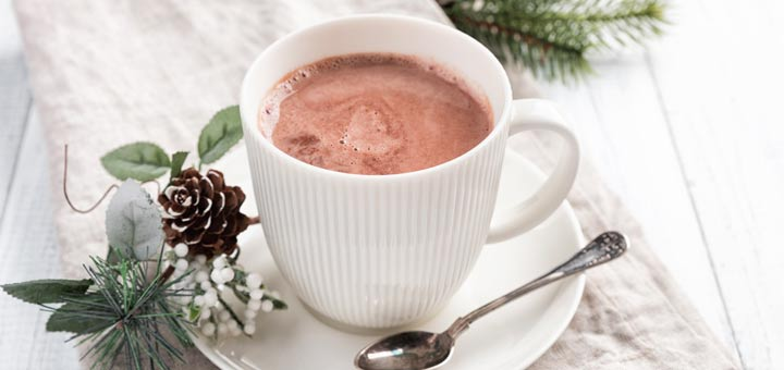 Dairy-Free Raw Vegan Hot Chocolate