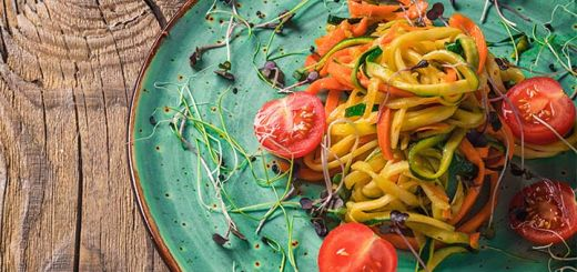 Pad Thai Vegetable Noodle Salad