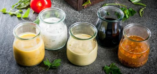 5 Raw Vegan Dressings That Are Almost Too Easy To Make