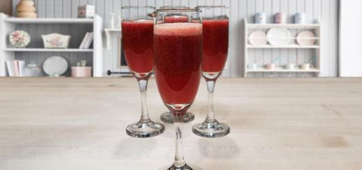 Cranberry Ginger Orange Punch