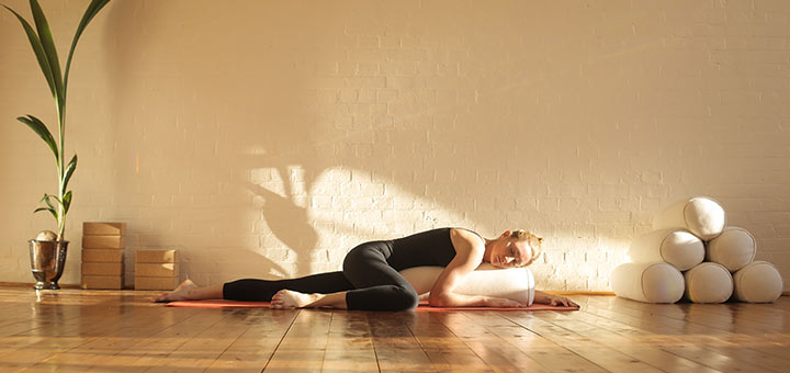Reduce Stress With This 30-Minute Yoga Sequence