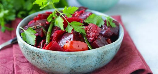 beet-cilantro-salad