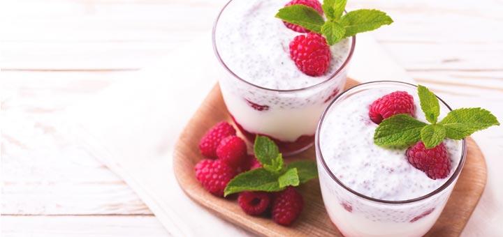 raspberry-chia-pudding