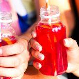 two-bottles-of-red-lemonade