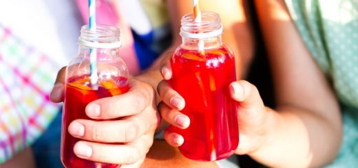 two-bottles-of-red-lemonade