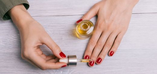 DIY Cuticle Oil For Dry Or Cracked Cuticles