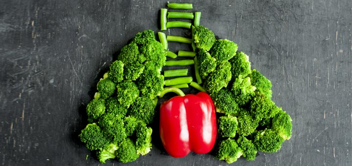 The Best Foods To Eat For Healthy Lungs