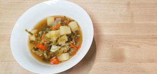 Irish Potato Leek Slow Cooker Soup