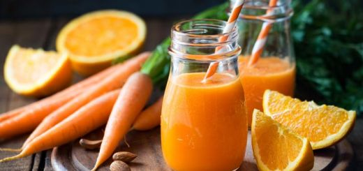 Vitamin C Immune Booster Smoothie