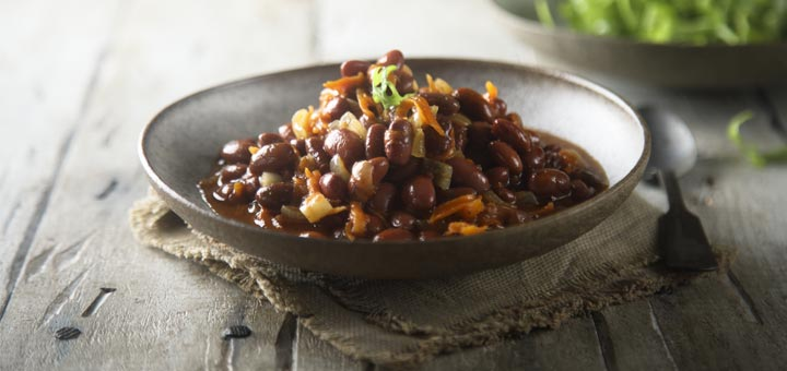 3 Bean Vegan Instant Pot Chili