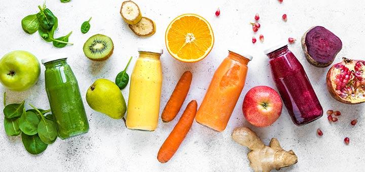 4 Juice Recipes To Improve Respiratory Health