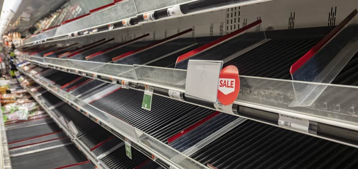 Worry About Meat Shortage After U.S. Plant Closes Due To Coronavirus