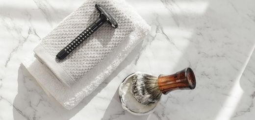 DIY Homemade Shaving Cream