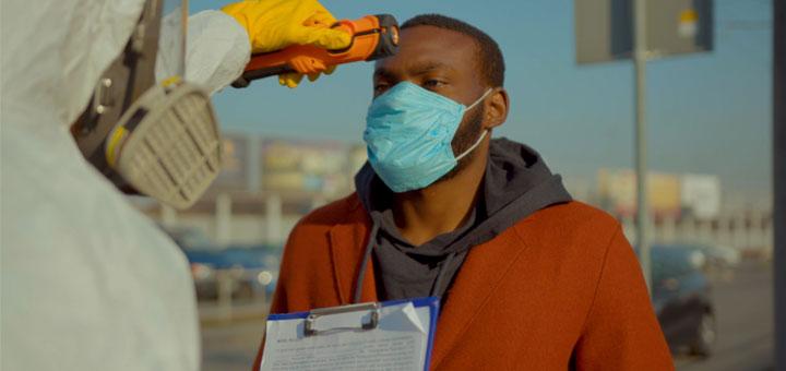 The CDC Confirms 6 New Coronavirus Symptoms