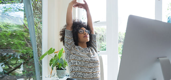Working From Home Got Your Sore? Here Are 5 Stretches To Relieve Pain