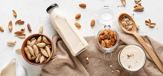 Amp Up Your Beverage Game With These 4 Flavored Nut Milks