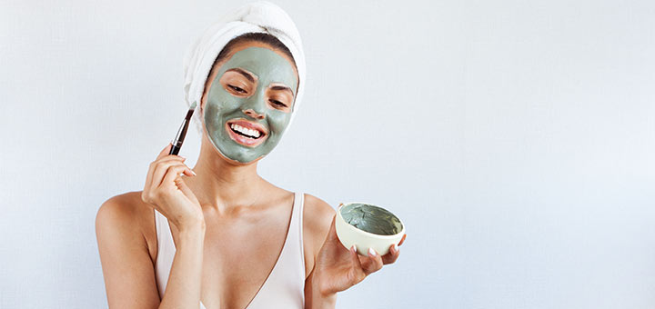 Use This Detox Face Mask To Help Get Rid Of Acne