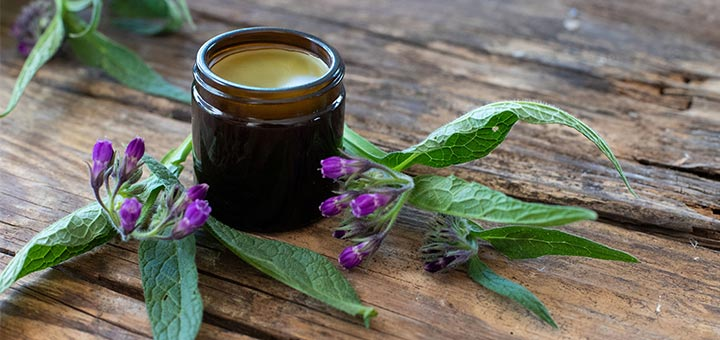 You're Missing Out If You Aren't Making This Comfrey Salve