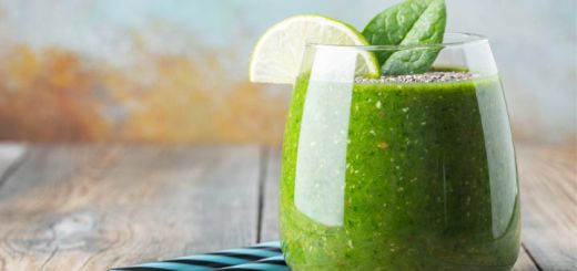 It Ain't A Crime To Love This Lime Sublime Smoothie