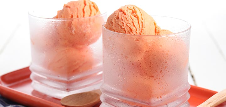 Banana Cantaloupe Sorbet Dherbs Com The Best Herbal Supplements I love it when you hit that point in the summer where all the melons start to get super i start to really stockpile cantaloupe at this point in the summer. banana cantaloupe sorbet dherbs com