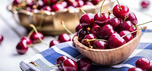 5 Impressive Health Benefits Of Cherries