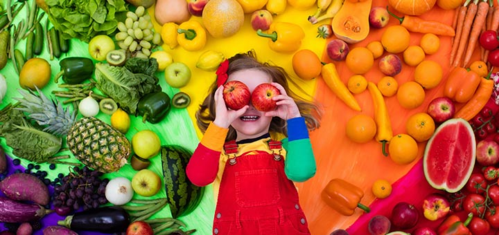 Are You Eating The Rainbow? If Not, It's Time To Start