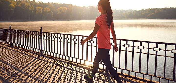Walking After Dinner May Improve Digestion And Control Blood Sugar