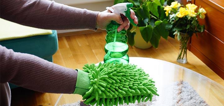 Zero Waste DIY Citrus Cleaning Spray