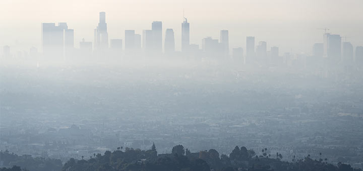 These 10 U.S. Cities Have The Worst Air Quality