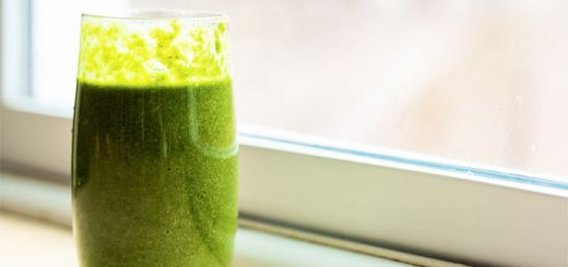 Kale Smoothie That Tastes Like A Milkshake