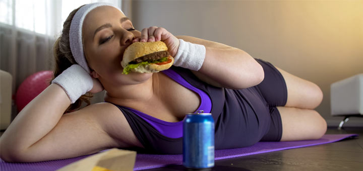 The 5 Absolute Worst Foods To Eat After A Workout