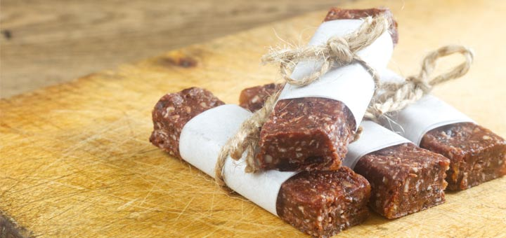 Quick And Easy Raw Vegan Date Bars