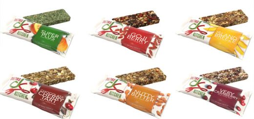 Dherbs Introduces New Raw Vegan Bars For Cleansers