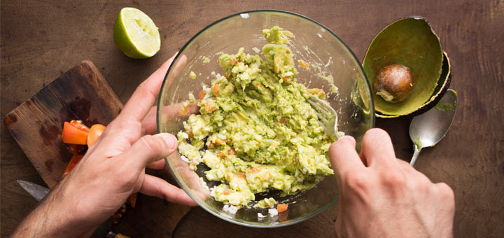 Guac The Guac: 4 Of Our Favorite Guacamole Recipes