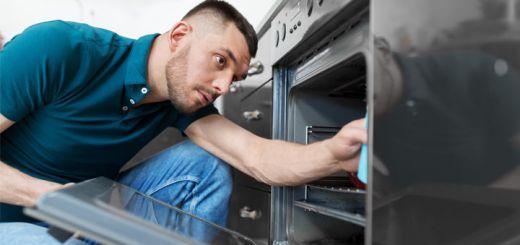 DIY Homemade Oven Cleaner