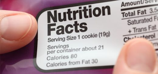 Here's How To Read The New Nutrition Facts Label